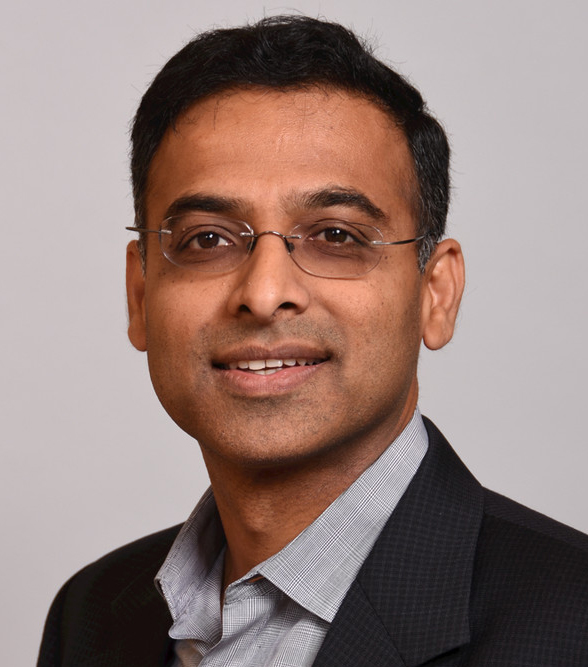 Anand Oswal, senior vice president and general manager at Palo Alto