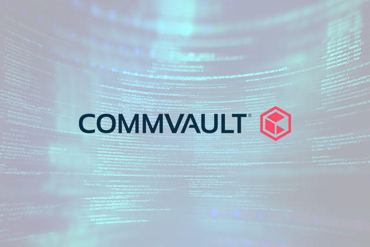 Commvault announced an expansion for the Metallic BaaS portfolio