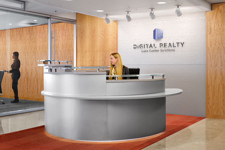 Digital Realty report fourth-quarter financial results