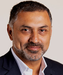 Nikesh Arora, chairman and CEO, Palo Alto Networks