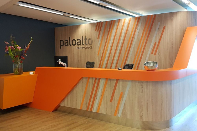 Palo Alto Networks announced fiscal second-quarter results