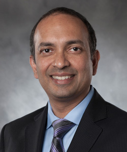 Ravi Naik, Executive Vice President, Storage Services, and Chief Information Officer, Seagate