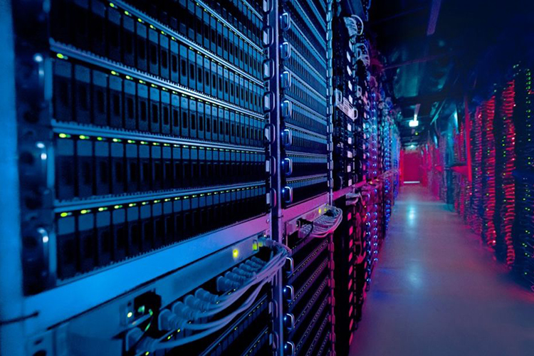 A new data center company in UK
