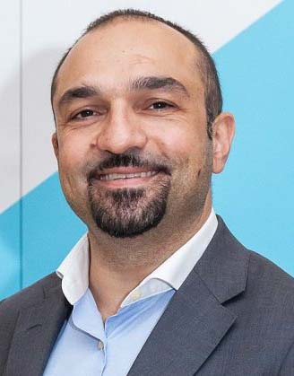 Ashraf Sheet, Director of Channel for Europe, Middle East and Africa (EMEA) at Infoblox