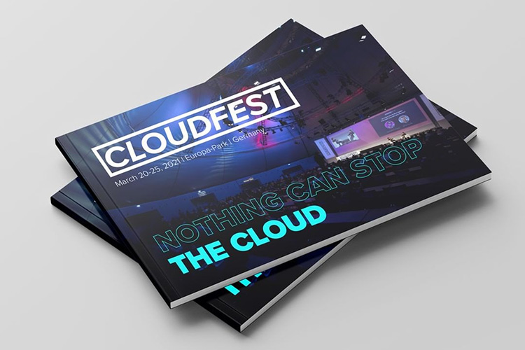 First day of CloudFest is over