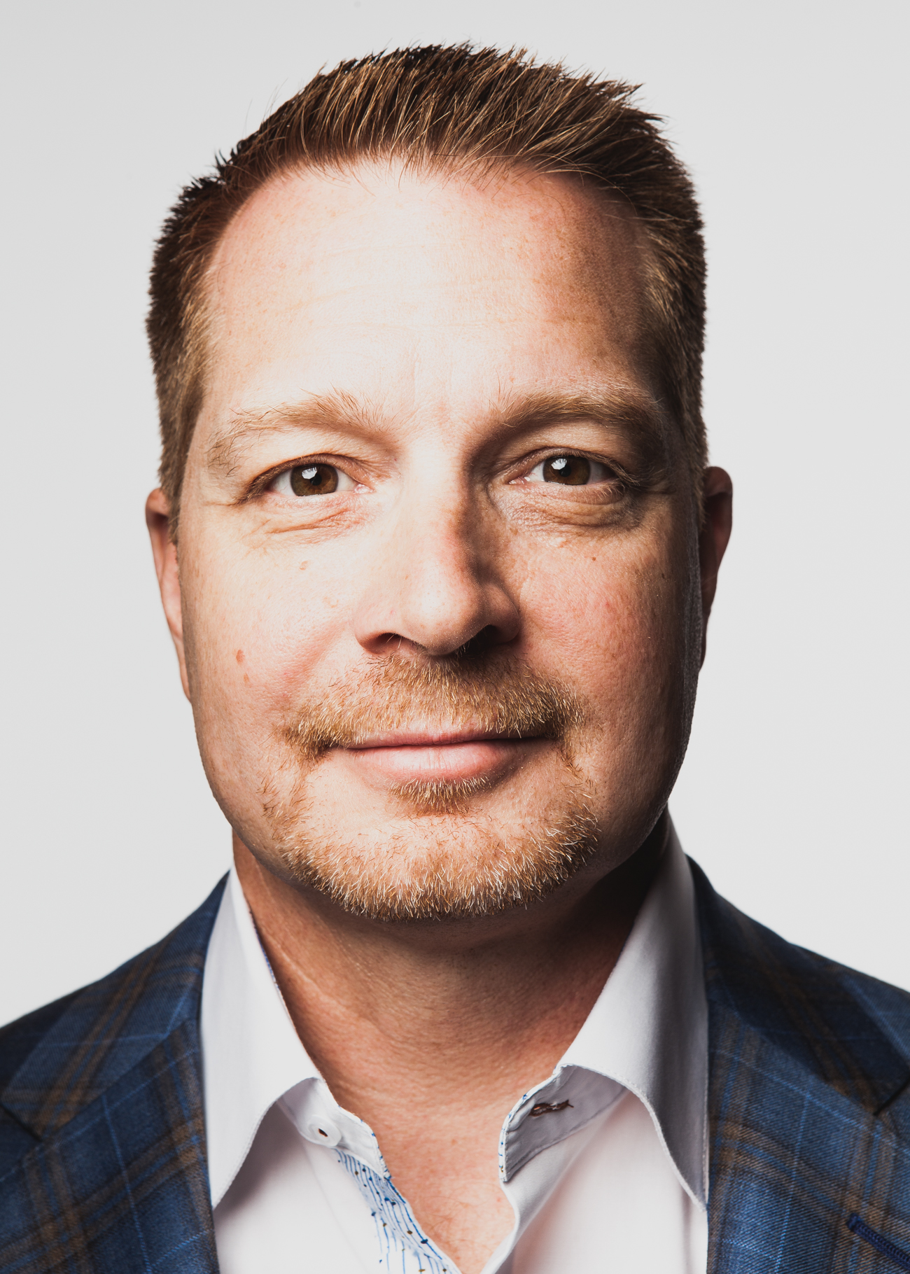 George Kurtz, co-founder and chief executive officer of CrowdStrike