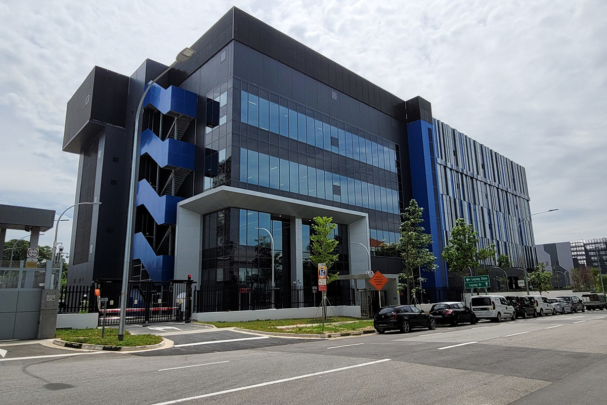 Digital Realty opens third data center in Singapore