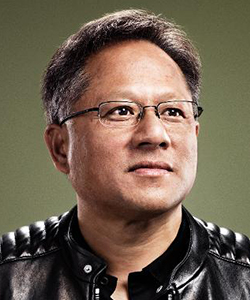 Jensen Huang, founder and CEO, NVIDIA