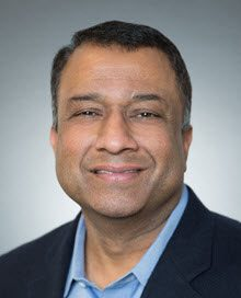 Kumar Srikantan, Pluribus Networks president and chief executive officer