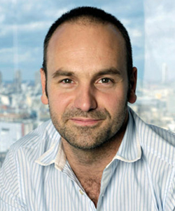Mark Shuttleworth, CEO, Canonical