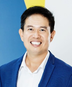 Michael Goh, General Manager, Asia-Pacific, Iron Mountain