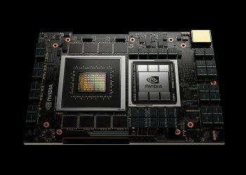 NVIDIA introduces its first data center CPU Grace