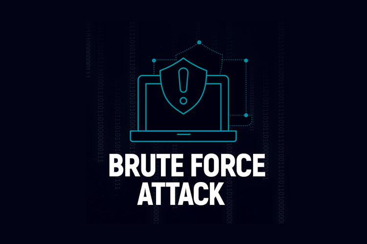 The way of preventing brute force attack