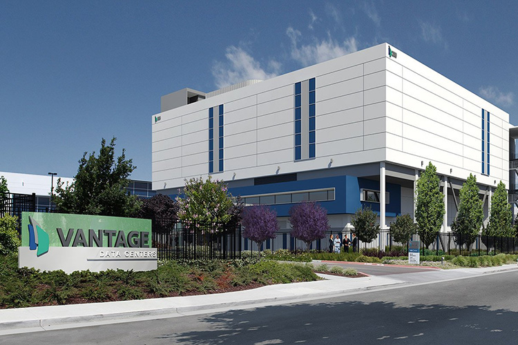 Vantage Data Centers provides renewable energy options at all campuses globally