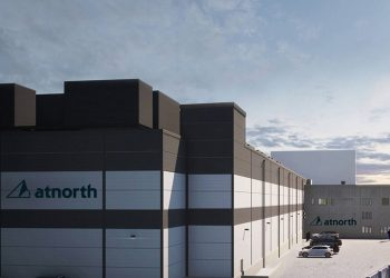 atNorth to announce an expansion of the Mjölnir data center