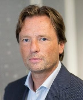 Eric Boonstra, Vice President and General Manager, Europe at Iron Mountain Data Centers