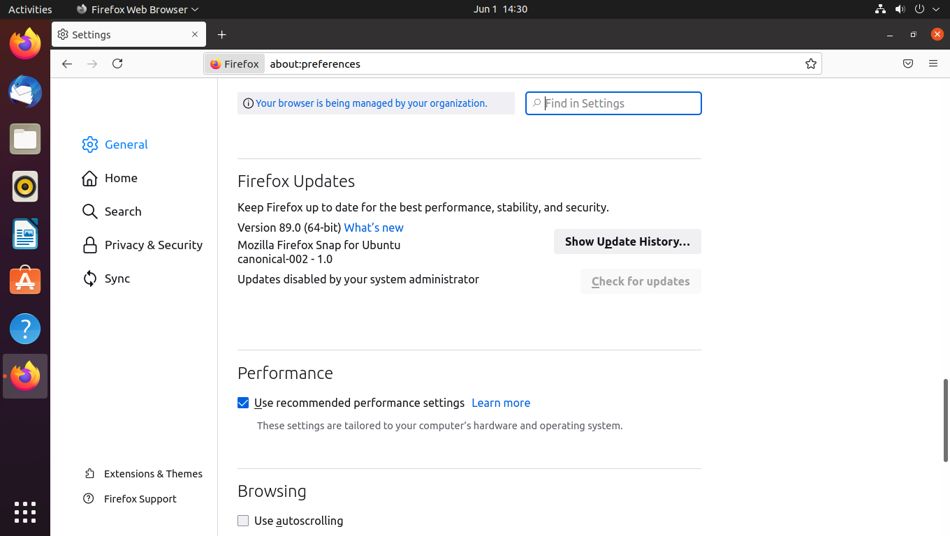 Firefox 89 is now ready to download 1