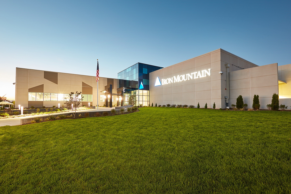 Iron Mountain to expand EMEA Data Center footprint with new facility build in London