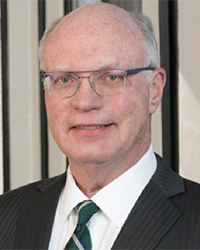 A. William Stein, CEO of Digital Realty