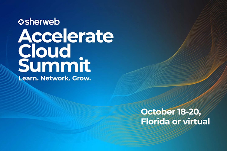 Sherweb organizes award-winning Accelerate Cloud Summit for the fifth time