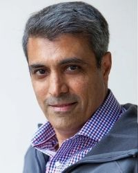 Ameesh Divatia, co-founder and CEO of Baffle