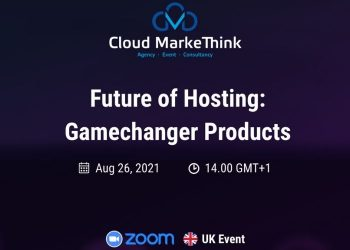 Future of Hosting Gamechanger Products goes live on August 26