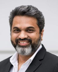 Sumedh Thakar, president and CEO of Qualys