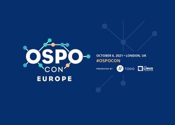 The Linux Foundation and the TODO Group publish schedule for OSPOCon Europe 2021