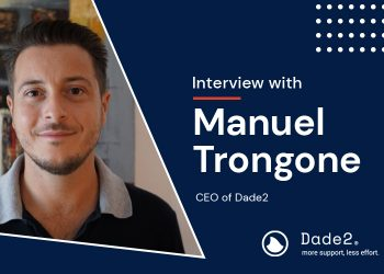 Interview with Manuel Trongone, CEO of Dade2