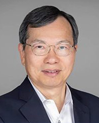 Charles Liang, president and CEO of Super Micro Computer