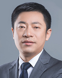 Hank Chen, President of Router Domain, Data Communication Product Line at Huawei