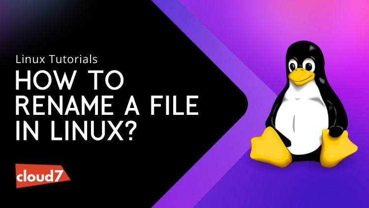 How to Rename a File in Linux