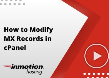 How to Modify MX Records in cPanel