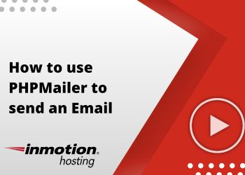 How to use PHPMailer to send an Email