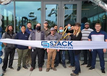 Stack Infrastructure's Silicon Valley data center goes live